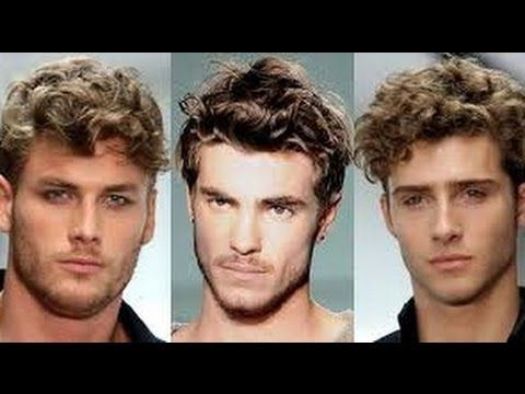 20 Curly Hairstyles For Men 2014