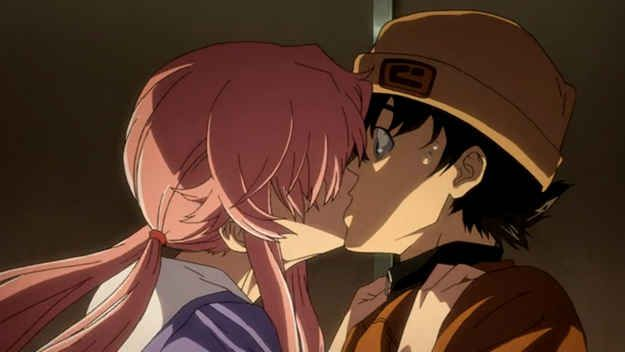 Future Diary | 30 Animes That Are Perfect For Binge-Watching And Definitely Not For Kids