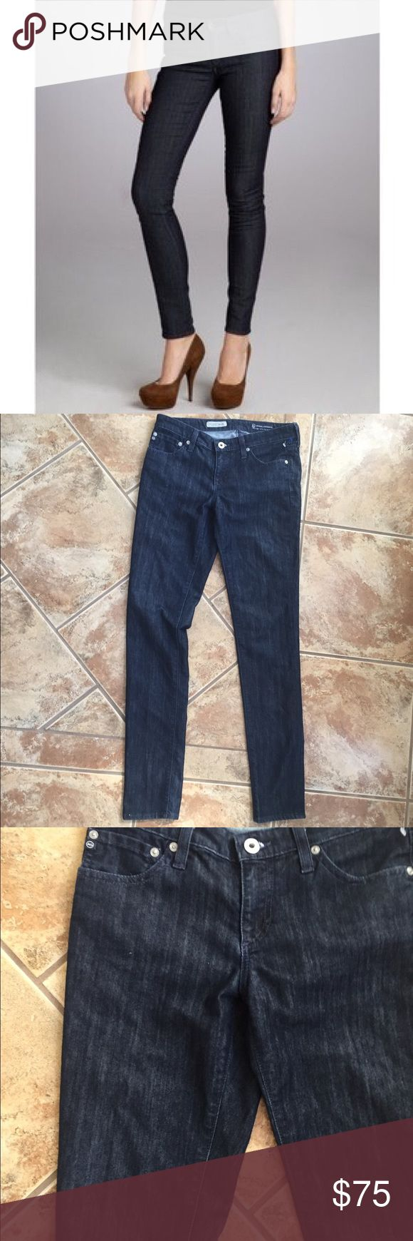 AG Adriano Goldschmied The Legging Super Skinny AG Adriano Goldschmied The Legging Super Skinny size 28 R AG Adriano Goldschmied Jeans Skinny