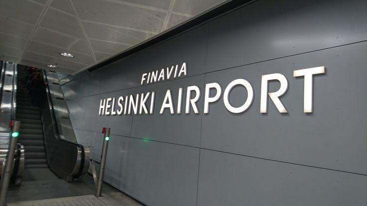 Helsinki Vanta Airport