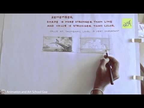Dattaraj Kamat Art SimpleTips Part2 - Focal point and lighting in thumbnails ✤ || CHARACTER DESIGN REFERENCES | キャラクターデザイン |  • Find more at https://www.facebook.com/CharacterDesignReferences & http://www.pinterest.com/characterdesigh and learn how to draw: concept art, bandes dessinées, dessin animé, çizgi film #animation #banda #desenhada #toons #manga #BD #historieta #strip #settei #fumetti #anime #cartoni #animati #comics #cartoon from the art of Disney, Pixar, Studio Ghibli and more…