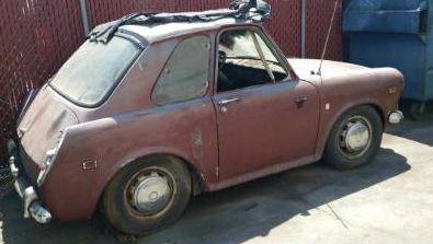 would be Mini: shortened 1969 Austin America