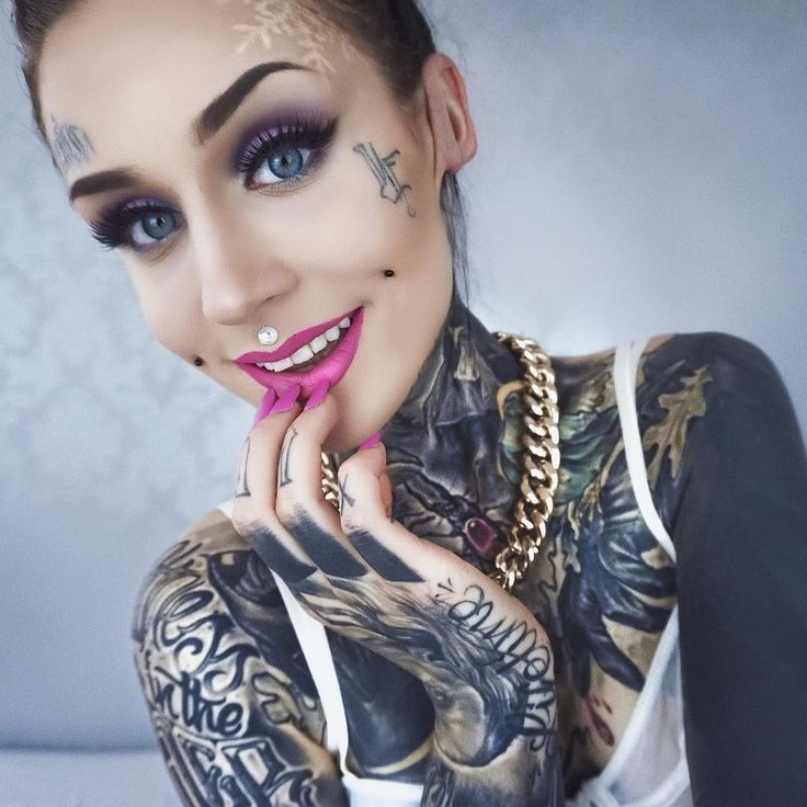 Tattoo Fixers Psychobilly Girl Punk: 25+ Best Ideas About Monami Frost On Pinterest