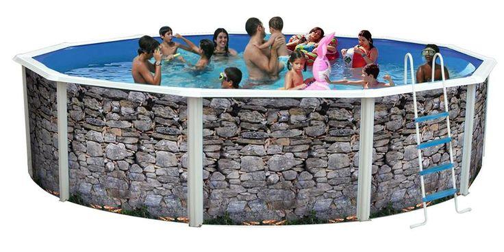 Bom dia amigos hoje desde piscinas desmont veis vamos - Piscina smontabile ...
