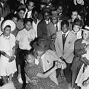 Negro Nite Life on Central Avenue Series, African American clubgoers with couple dancing in Los Angeles, Calif., 1938. Los Angeles Times photographic archive, UCLA Library. Copyright Regents of the University of California, UCLA Library. ThisNegro Nite Life on Central Avenue Series, African American clubgoers with couple dancing in Los Angeles, Calif., 1938. Los Angeles Times photographic archive, UCLA Library. Copyright Regents of the University of California, UCLA Library. This work is…