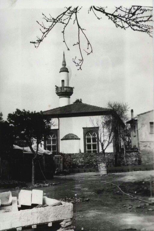 İçerenköy camii
