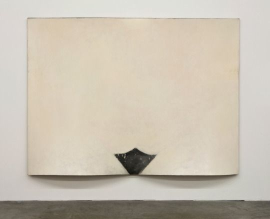 Pino Pascali, Large Woman's Pelvis, or Mons Veneris, 1964