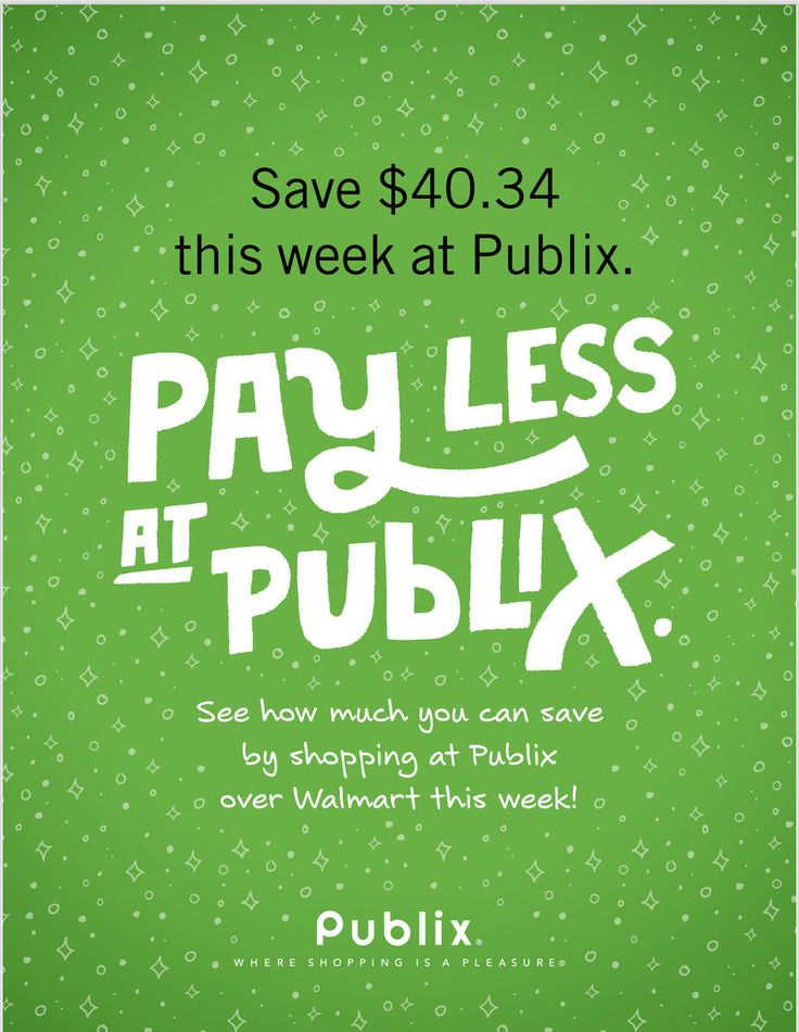 Publix Price Comparison June 7 - 13, 2017 - http://www.olcatalog.com/grocery/publix-pharmacy.html
