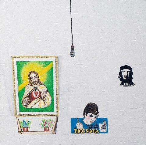 """Fragmento de """"El pueblo y el guayacán"""""""