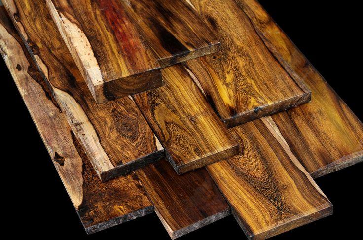 Naturally Black Hardwood