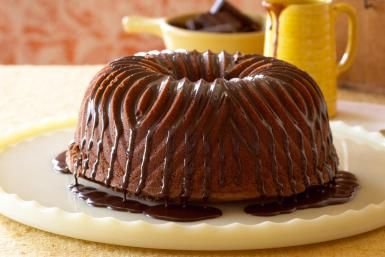 Tunnel of Fudge Cake - Annabelle Breakey/Photolibrary/Getty Images