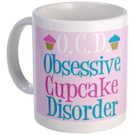 Cute Cupcake Mugs by giftsofgrace