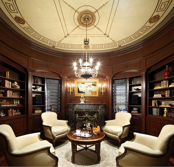 A Southern Gentleman S Home Office: 288 Best Images About Gentleman's Study... On Pinterest