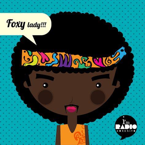 #RadiocaritaStar Hendrix / i´m radiocorchito®