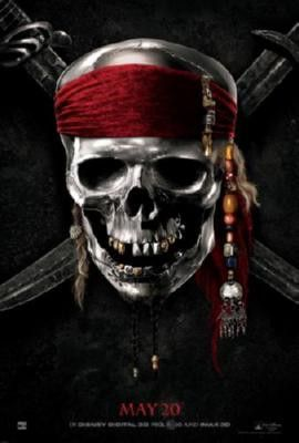 Pirates Of The Caribbean Skull Logo Mouse Pad Mousepad Mouse mat