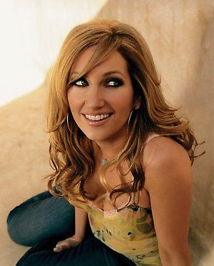 Lee Ann Womack on the Polo Field, Ft. Sill, OK. Opened for Clay Walker