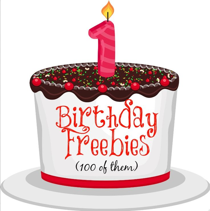 100 Things to Get #FREE on Your #Birthday