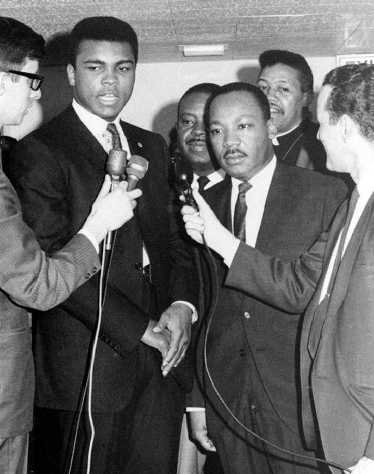 50 photos rares de Mohamed Ali pour célébrer son 75eme anniversaire 2Tout2Rien