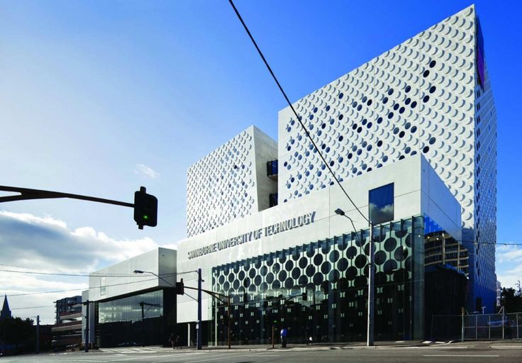 The Swinburne University of Technology / H2o architects