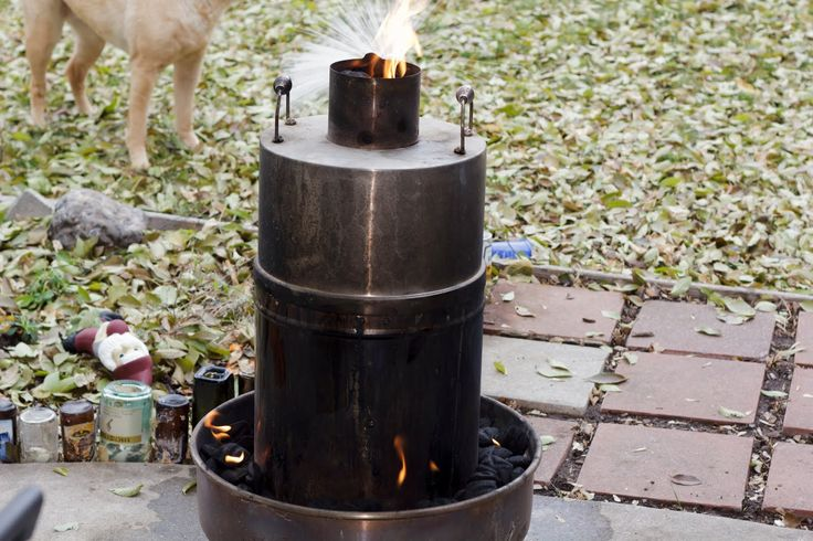 I must say, this has been one of the best gifts my husband and I have received. Its an out door power smoker cooker, OK that's probably not ...