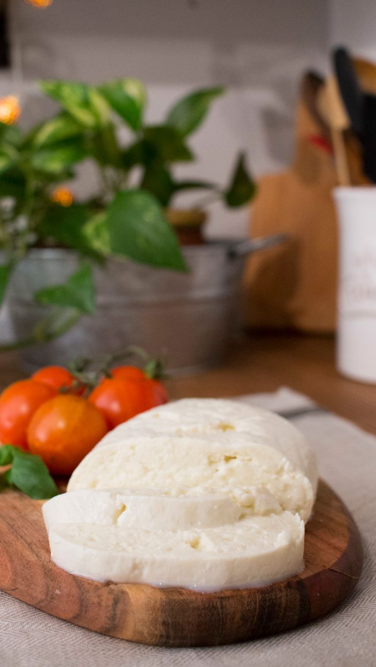 Fresh mozzarella is the perfect gateway cheese into the world of cheese making.