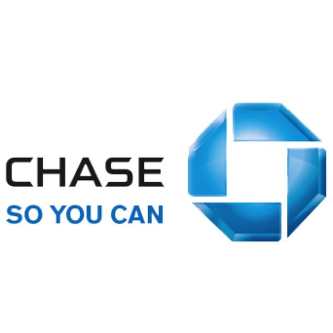 I'm learning all about Chase Bank at @Influenster!