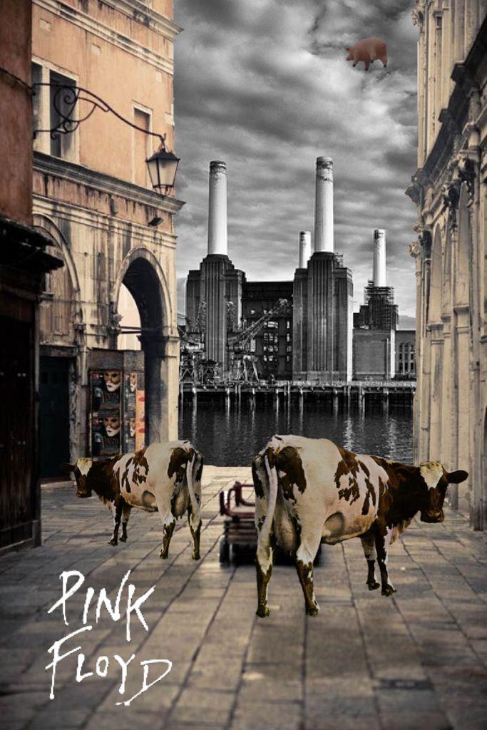☮ American Hippie Music ~ Art .. Pink Floyd