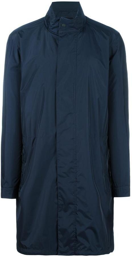 Z Zegna Light Shell raincoat