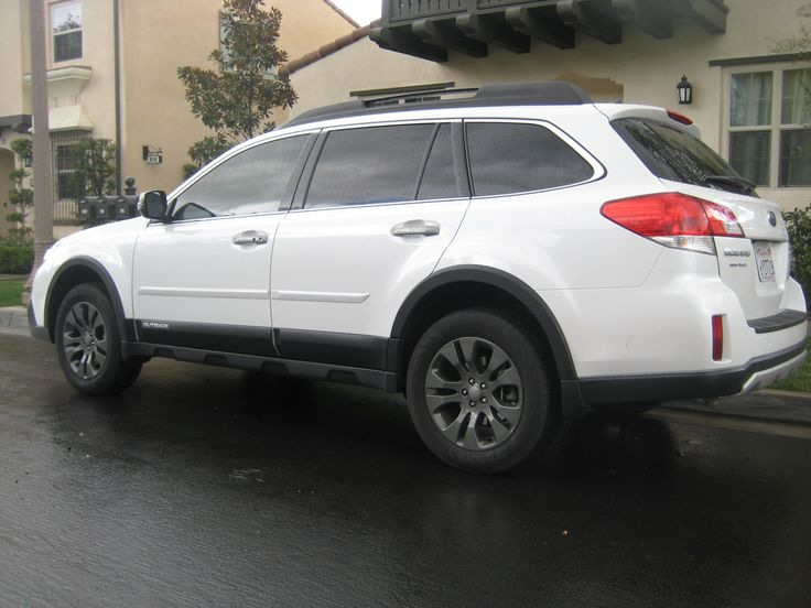 29 best Subaru Outback Mods (Gen 4 & 5) images on ...