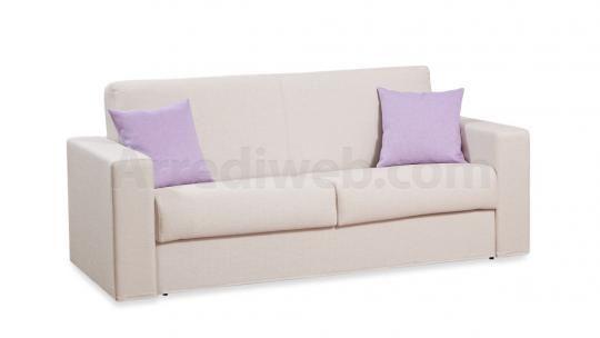Divano letto M2210 - prodotti - Divani, poltrone, letti, pouf e salotti artigianali - ArrediWeb