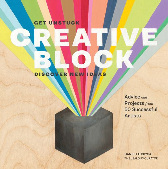 (Adult book with appeal for teens) You think you're the only one with no original thought? The only one who comes up with a great idea and then runs out of steam? Think again! Read these interviews with advice and anecdotes from 50 artists who have gotten through creative block.