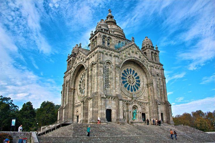 Basílica de Santa Luzia - Viana Castelo