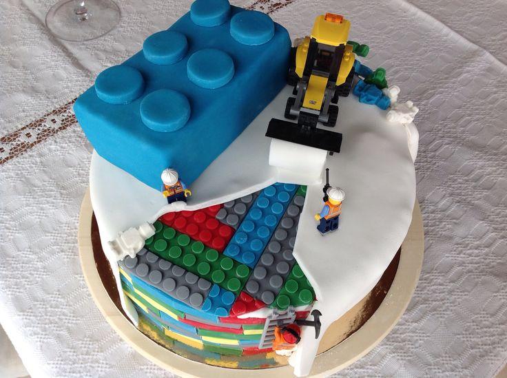 Lego cake 2
