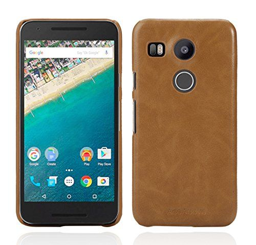 Nexus 5X Case, AceAbove Google Nexus 5X slim case [Saddle Brown] - Premium PU Leather Cover [Low Profile] for Nexus 5X (2015) AceAbove http://www.amazon.com/dp/B016OULJOA/ref=cm_sw_r_pi_dp_wbcQwb0N0WZW1