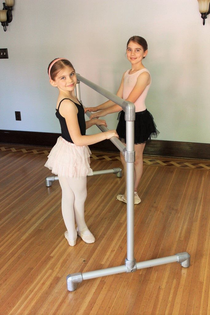 Portable MINI Ballet Barre by MargauxAndOlive on Etsy https://www.etsy.com/listing/273341430/portable-mini-ballet-barre