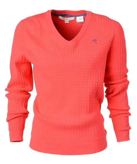 Rodez-Long Sleeve Cable Knit