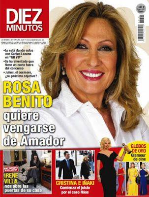 Revistas PDF En Español: Revista Diez Minutos España - 20 Enero 2016 - PDF ...
