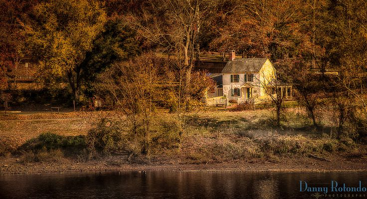 Little House on the River