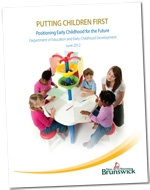 New Brunswick Childhood Action Plan Report