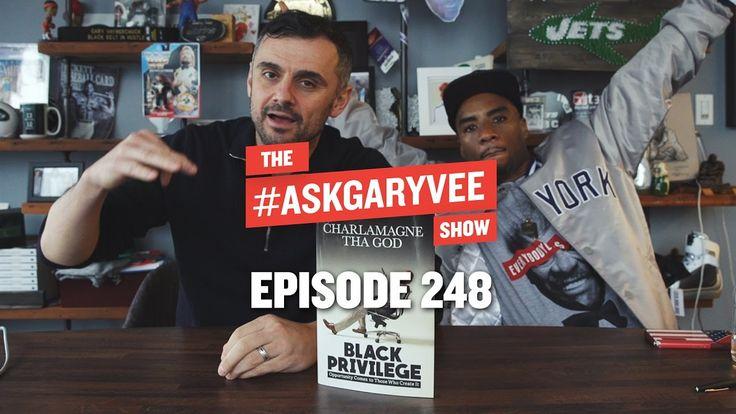 CHARLAMAGNE THA GOD, BLACK PRIVILEGE & STARTING TO LOVE YOURSELF | #AskG...