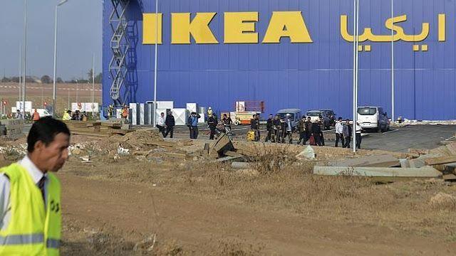 El Confidencial Saharaui. | Agencia de noticias del Sáhara Occidental.: La compañía sueca de mobiliario ha recibido hoy el permiso para abrir su primera tienda en Marruecos.