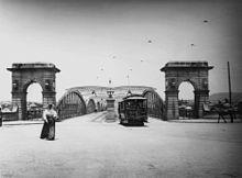 Trams in Brisbane 1906