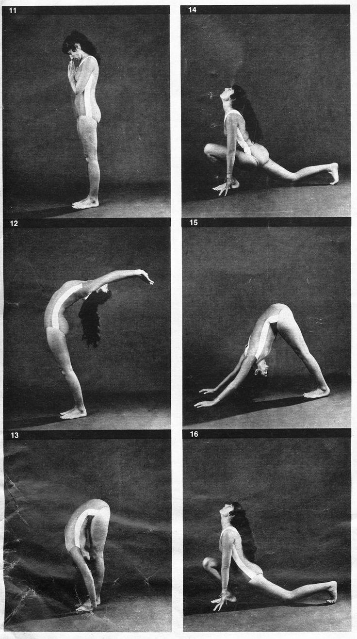 Yoga Made in GDR — DOP