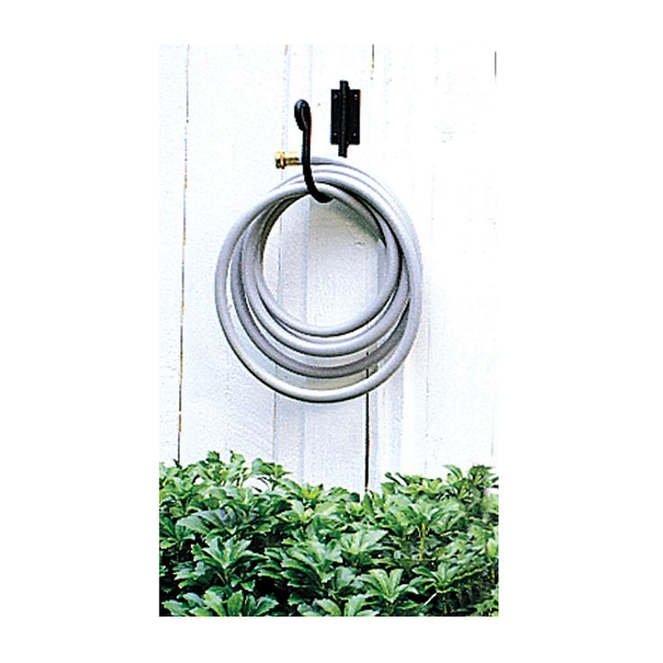 Our Wrought Iron Hose Holders And Hose Guide Help You Organize And Manage  Watering Your Yard · Hose HolderGarden ...
