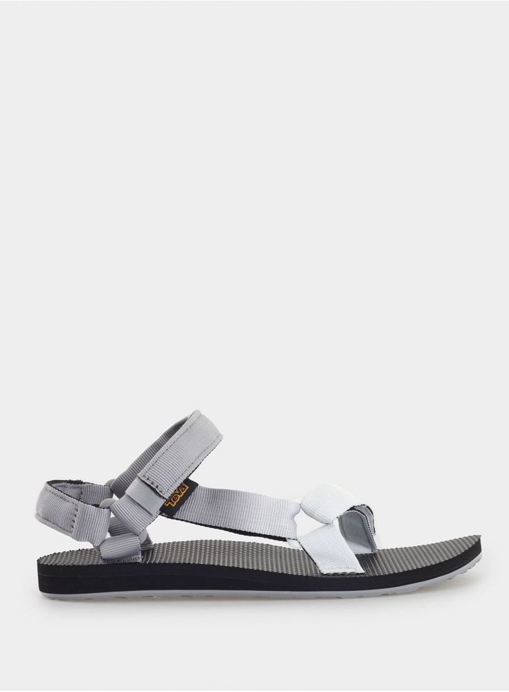 Teva Original Universal Gradient Lady - grey/white