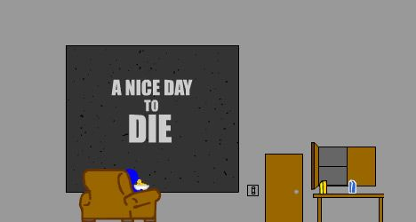A Nice Day To Die Series - Stick Figures - Movies and Games