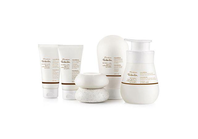 Presente completo de cuidados pessoais com itens exclusivos da fragrância de sucesso. - Shop Tododia