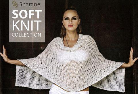 Soft Knit Caplet