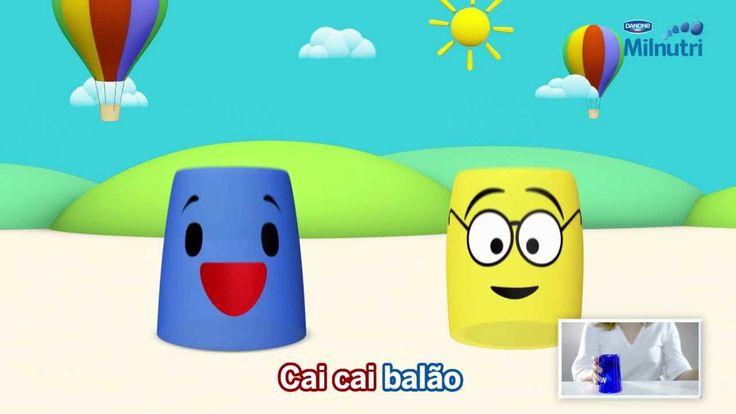 Cai Cai Balão - Milnutri CUP-O-KÊ Nível 1