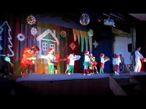 Vánoční vystoupení E.B.T.S. 2013 - Koťátka - YouTube